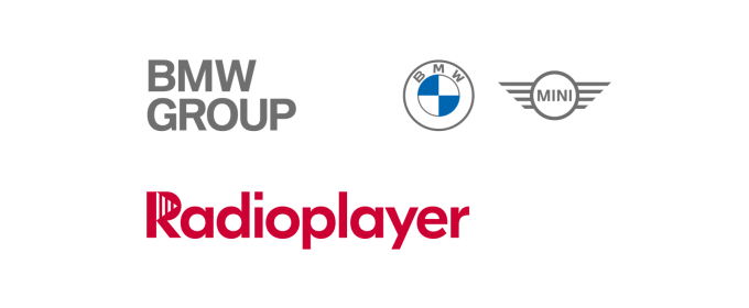 Radioplayer, BMW logos